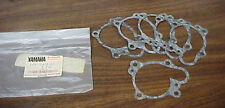 YAMAHA NEW WATER PUMP COVER GASKET ( LOT OF 6) 2VM-12428-00-00 YZ 250 88-90 $51