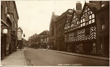 Lichfield. Bore Street.