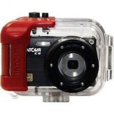 Intova IC16 16MP Underwater Digital Camera with Waterproof Housing Case - NEW