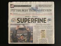 Pittsburgh Steelers Tribune-Review Super Bowl XLIII Newspaper (2009)