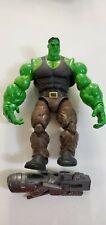 Marvel Legends Toybiz 7'' Smart Hulk Figure -Rare- B