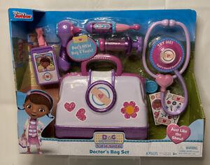 Disney Junior Doc McStuffins Toy Hospital Doctor's Bag Set  Brand New & Sealed
