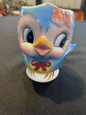 Vintage Lefton Bluebird Tea Coffee Mug #435