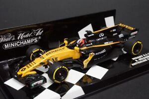 1:43 MINICHAMPS 417170027 Renault R.S.17 N.Hurkenberg Australia GP 2017 #27