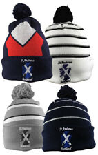 New St Andrews Scotland Golf Tour Style Warm Beanie Wooley Winter Hat Outdoors