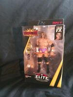 Triple H WWE Mattel Elite Wrestlemania WWF NXT AEW WCW ROH ECW NJPW NWA TNA MLW