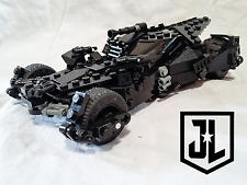 [INSTRUCTIONS ONLY] LEGO DCEU Batmobile