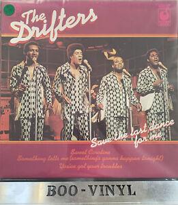 Drifters-Save The Last Dance For Me-LP-Vinyl-Record Soul Motown EX / EX