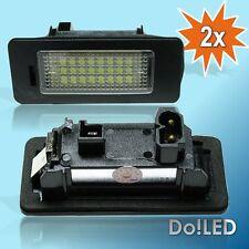2x LED Kennzeichenbeleuchtung BMW 5er E39 E60 E61 3er E90 E91 E92 E93