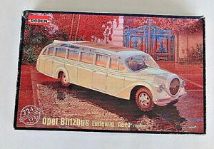 "OPEL BLITZ Bus Ludewig ""Aero (1937)"
