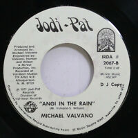 "detroit 70s soul funk 7"" MICHAEL VALVANO For The First Time Angi ♫ Mp3 Jodi-Pat"