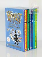 The Worst Witch Collection 8 Books Set [Paperback] Jill Murphy