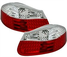CLEAR LED REAR LIGHTS FOR PORSCHE BOXSTER 986 1996-2004 PB4745CL