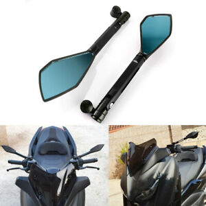 8mm 10mm Rear View Side Mirrors For Yamaha XMAX 300 125 250 300 400 Nmax 155 125