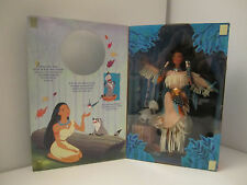 Feathers In The Wind Pocahontas NRFB 1996 Mattel Disney 14920 Special Edition
