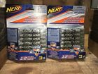 Lot of 2 Nerf N-Strike Elite Special Ed. Grey Camo Darts 12 Packs ~ A2996 Asst.