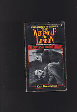 The Werewolf Of London.Universal Horror Library.Film Tie In