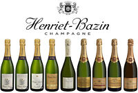 6 BT CHAMPAGNE BRUT GRAND CRU BLANC DE NOIRS HENRIET BAZIN