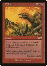 Wildfire Urza's Saga PLD Red Rare MAGIC THE GATHERING MTG CARD ABUGames