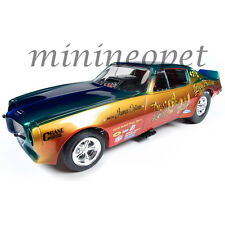 AUTOWORLD AW206 1970 PONTIAC FIREBIRD DON GAY NHRA FUNNY CAR 1/18 2 TONE