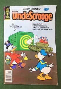 Walt Disney's Uncle Scrooge #167 Gold Key Comics Bronze Age Ducks g