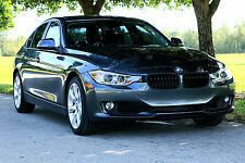 2012 BMW 3-Series Base Sedan 4-Door