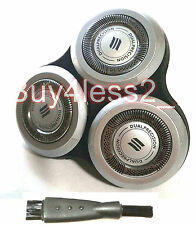 RQ11 Shaver Head + Base For Philips Norelco RQ11 1150X 1160X 1180X 1190X YS524