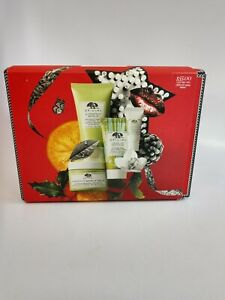 Origins Antioxidant Protectors Gift Set of 4  As Pictured See Description