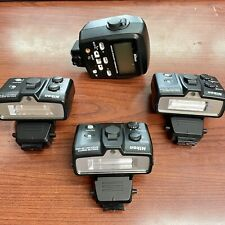 New listing 3 Nikon Wireless Remote Speedlight Sb-R200 Flash & 1 Wireless Commander Su-800
