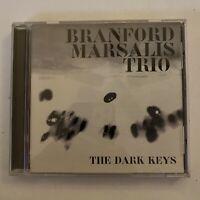 Branford Marsalis Trio : The Dark Keys (CD, 1996, Sony)
