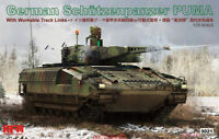 Rye Field RM-5021 1/35 German Schutzenpanzer Puma RFM Model w/Full Interior