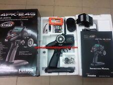 Futaba 4PKS FASST 2.4Ghz 4-Channel Radio System (w/R614FF x 2 PCS)
