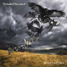 David Gilmour (of pink floyd) - Rattle That Lock - (CD + minibook) NEW