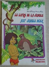 Jungel boek PANINI NIEUW leeg album Walt Disney klassiekers + 13 losse stickers