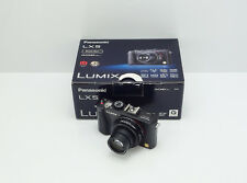 Panasonic Lumix DMC-LX5 appareil photo numérique Coffret Compact 10.1 MP Enregistrement Vidéo HD