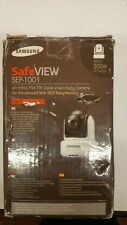 Samsung safe view SEP-1001 wireless camera inc charger-GO91.