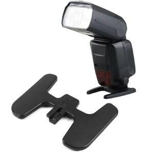 Flash Bracket Base Speedlite Stand Hot Shoe Base For Sony F56AM Minolta 5600HSD
