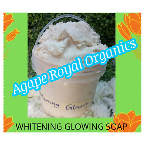 EXTREME WHITENING  SOAP AND GLOWING SOAP, Gives up to 2-3 shades, SIZE 250 GRAMS