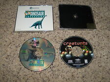 3-D Dinosuar Adventure & Creatures - Macintosh Games