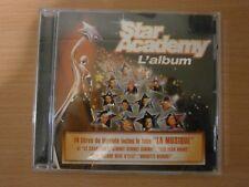 """CD AUDIO - STAR ACADEMY - L'ALBUM - """" la musique"""" - réf cd3"""
