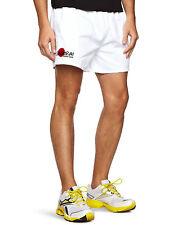 "Samurai Professional Rugby Short White (XS) 30"" waist"