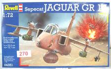 Revell - Jaguar GR1A - 1/72 Plastic Model Kit (Ref.270)