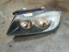 BMW 3 Series E90 E91 2005-2008 Pre LCI Headlight Headlamp Halogen Left