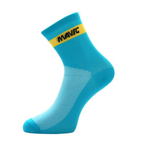 Outdoor Cycling Breathable Marathon Quick Dry Running Compression Socks a Pair