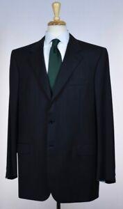 Brioni Mens 'Palatino 21' Super 150's Wool Suit 48 /58 L NEW $7200 Classic Fit