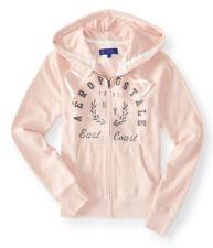 NWT AEROPOSTALE Aero Womens Full Zip Zipper Sweatshirt Hoodie  XS S M L XL XXL