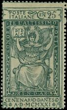 Italy 1921 stamps commemorative MH Sas 117 CV $9.90 180506068