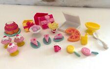 Hasbro My Little Pony Ponyville 20+ pc Birthday celebrationParty accessories Euc