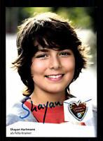 Shayan Hartmann Dahoam is dahoam Autogrammkarte Original Signiert # BC 65030