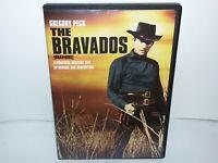 The Bravados (DVD, Canadian, Region 1, Wide & Fullscreen) Very Good, Guaranteed